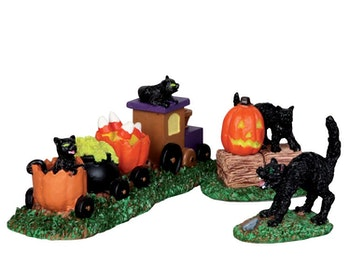 Trick-Or-Treat Train