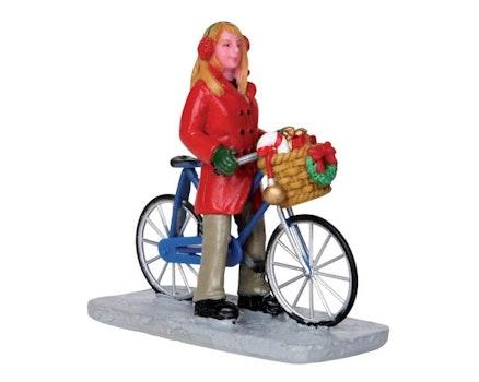 Cycling Shopping Trip