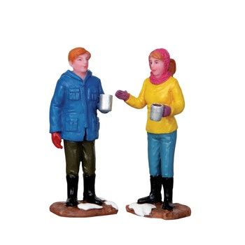 Chit-Chat Time, Set Of 2