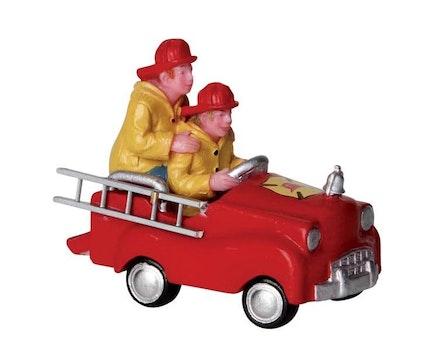 Pedal Car Firemen