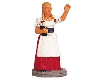 Danish Restaurant Hostess