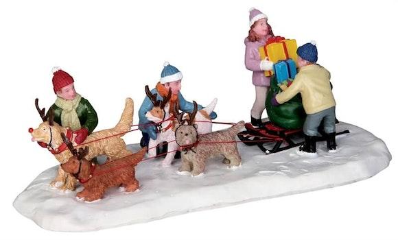 Neighborhood Santas