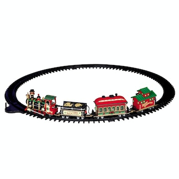Yuletide Express, Set of 16