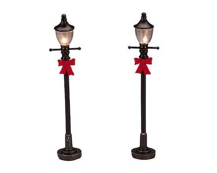 4 Gas Street Lamp