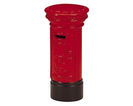 British Mail Box