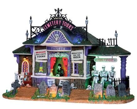 Spookytown Cemetery Tours