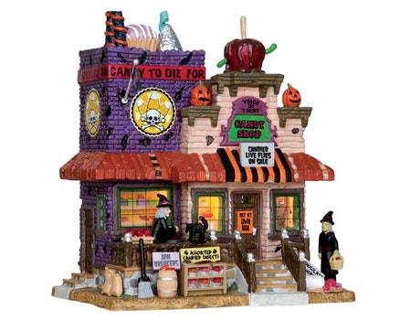 Trick Or Treat Candy Shop