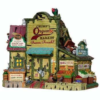 Crump's Organic Market