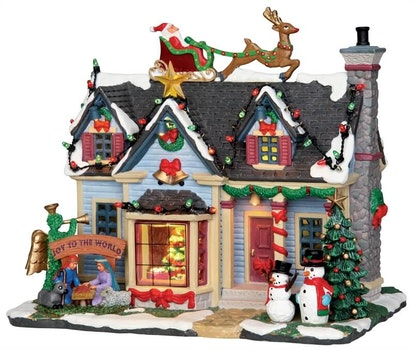 Best Decorated House