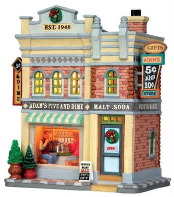 Adam's Five & Dime Store