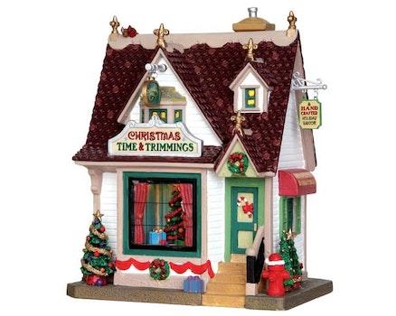 Christmas Time & Trimmings