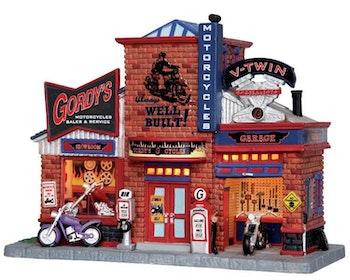 Gordy's Cycle Shop