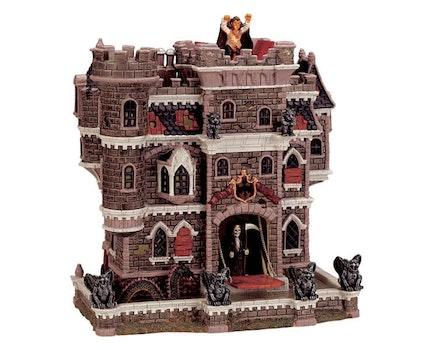 Castle On Spooky Hill