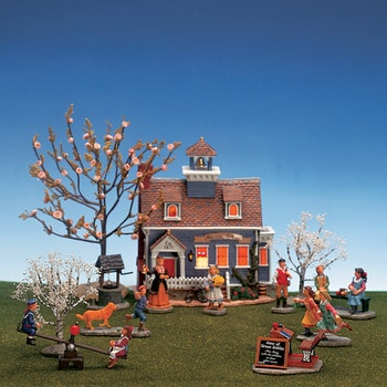 Aogg - Avonlea School Set