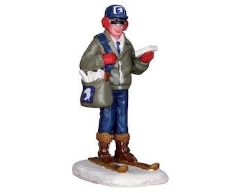 Skiing Mailman