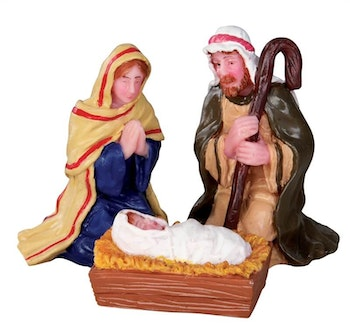 Nativity, Set Of 3