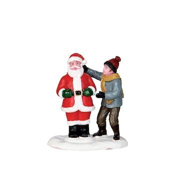 Front Yard Santa