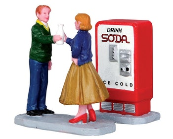 Can I Buy You A Soda?