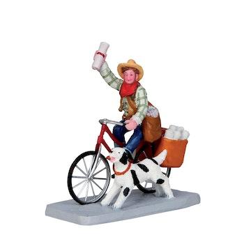 Cowboy Paperboy
