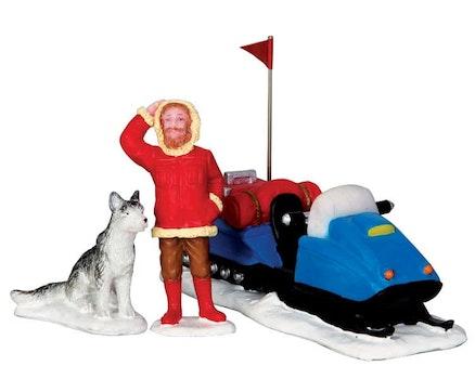 Snowmobile Adventure