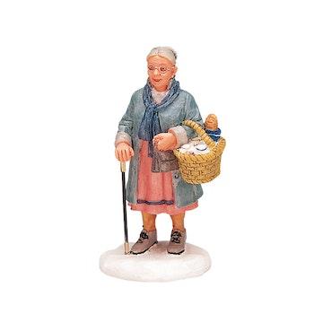 Grandma With Jam
