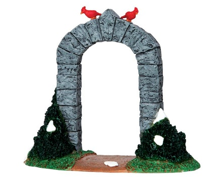 Small Stone Archway