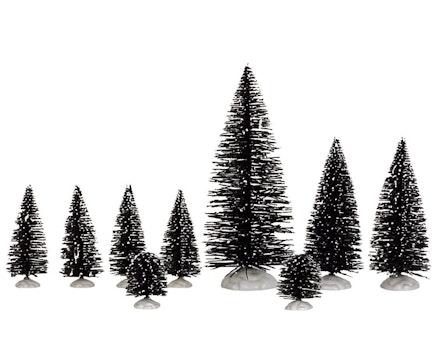 Assorted Pine Tree