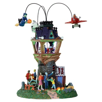Spooky Town Airshow, Set Of 2