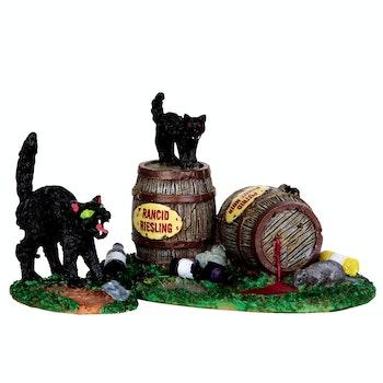 Wine Barrels, Set Of 2