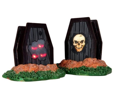 Light Up Coffins