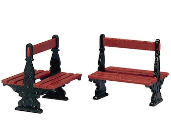 Two-Sided Bench