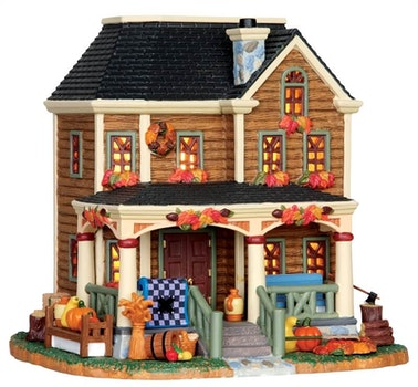 Fall Residence House