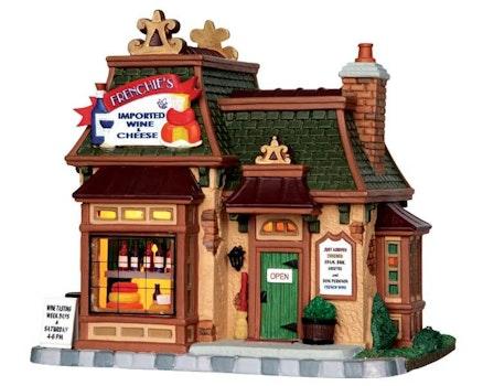 Wine & Cheese Shop