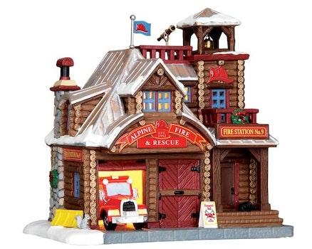 Alpine Fire Station