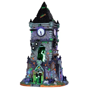 Haunted Clock Tower