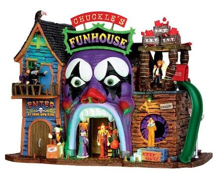 Chuckle's Funhouse