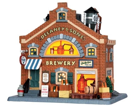 Delaney & Sons Brewery