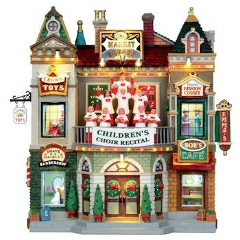 Market Square Christmas Celebration
