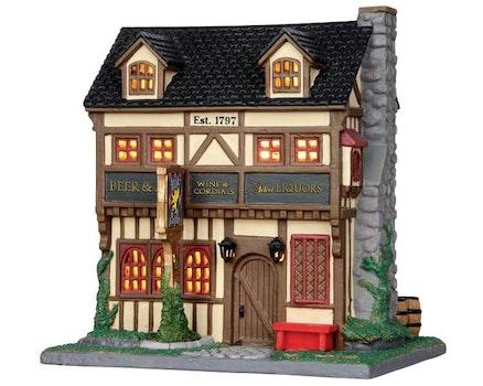 Argyle Griffin Pub