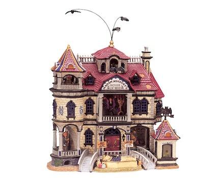 Madam Ashbury's House Of Wax