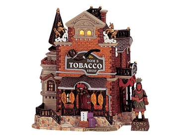 Tom's Tobacco Shop