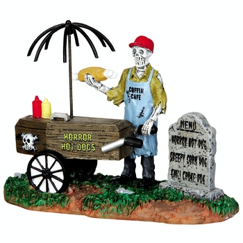 Ghoul Hot Dog Vendor