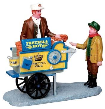 Pretzel King Pretzel Cart
