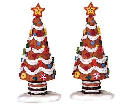 Sugar Cone Christmas Tree Medium