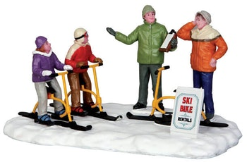 Ski Bike Rentals