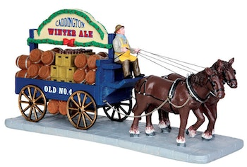 Winter Ale Wagon