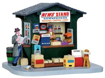 1950'S News Stand