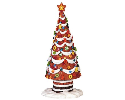 Sugar Cone Christmas Tree Large