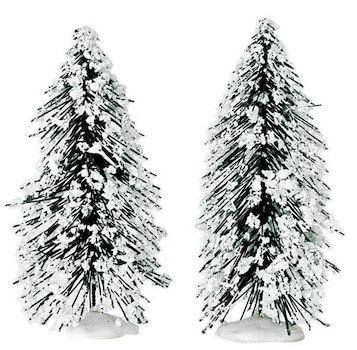 4 Needle Pine Tree, Set Of 2