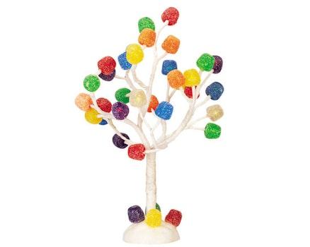 Lighted Gumdrop Tree
